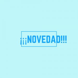 Blue Bordered Retail Logo